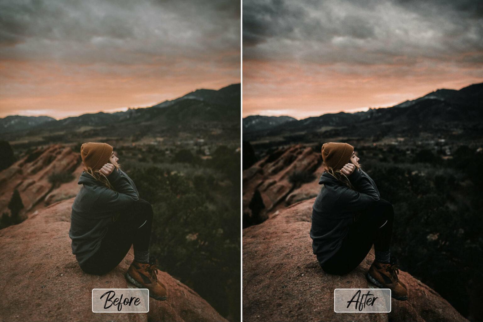 10 Pro Organic Photoshop Actions, ACR, LUT Presets