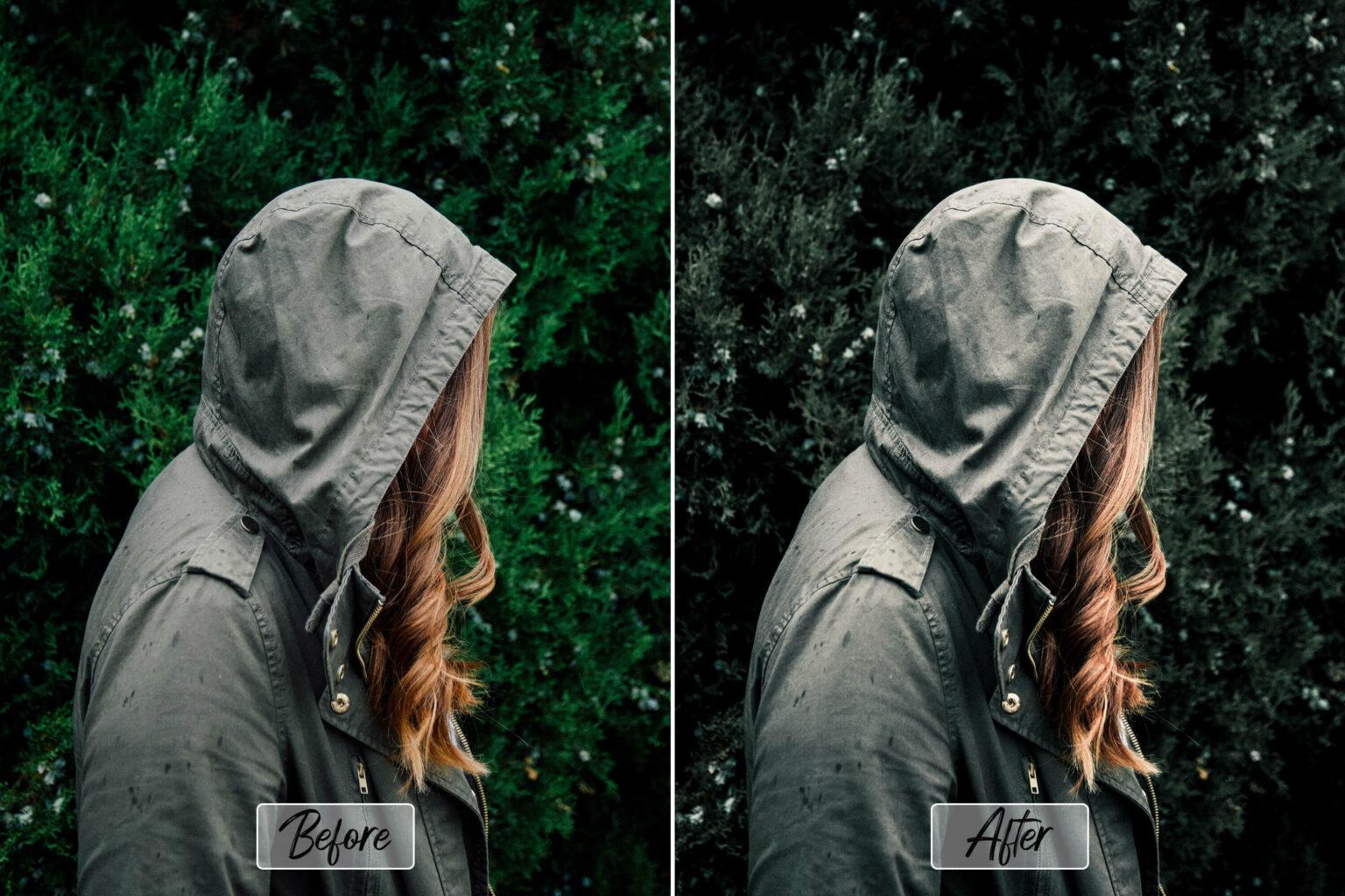 10 Pro Emotional Photoshop Actions, ACR, LUT Preset