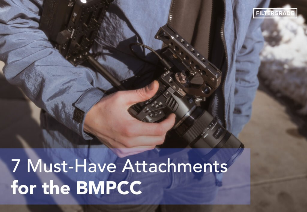 Attachments for BMPCC
