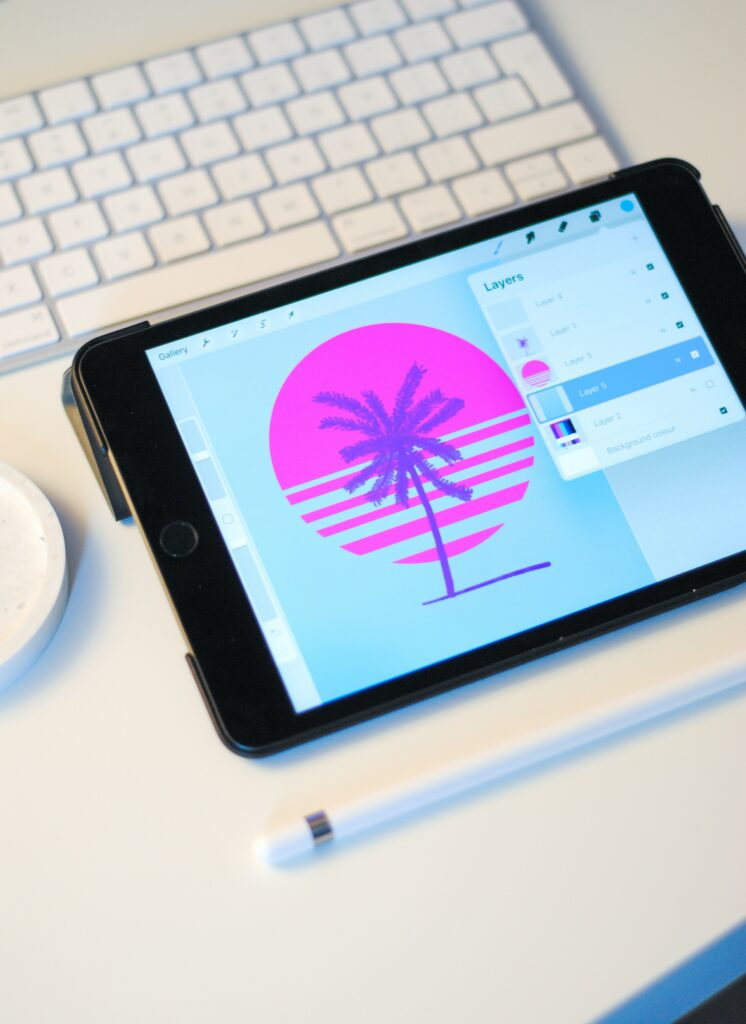 Can You Make Professional Art With Mobile Apps? (Opinion)
