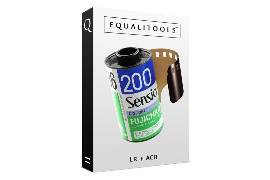 FREE Film + Analog Lightroom Presets from Equalitools