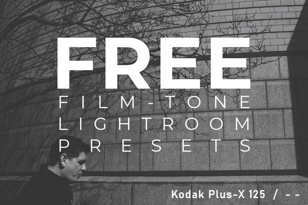 free film lightroom presets - equalitools - filtergrade