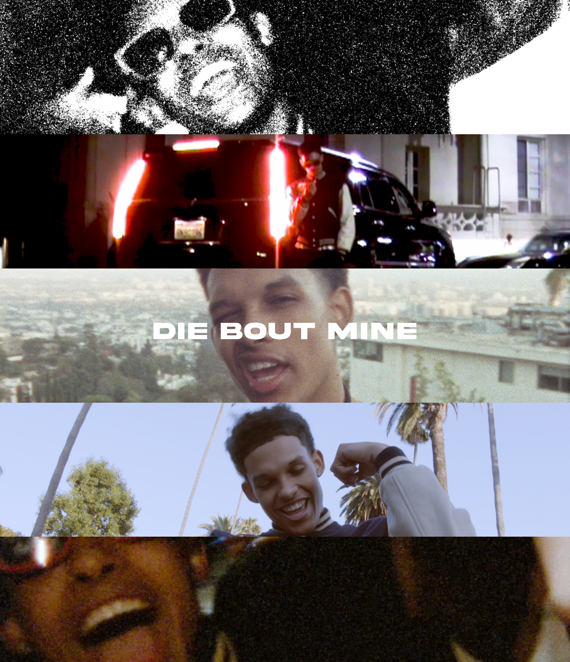draft day die bout mine music video color grading visuals