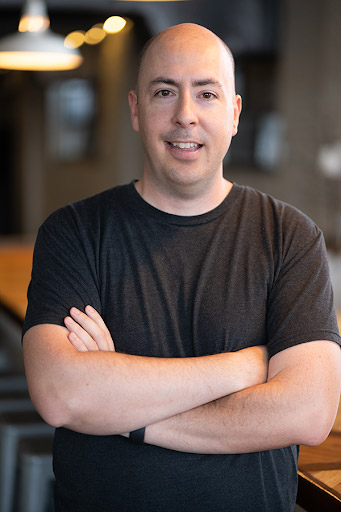 Vecteezy Founder and CEO, Shawn Rubel