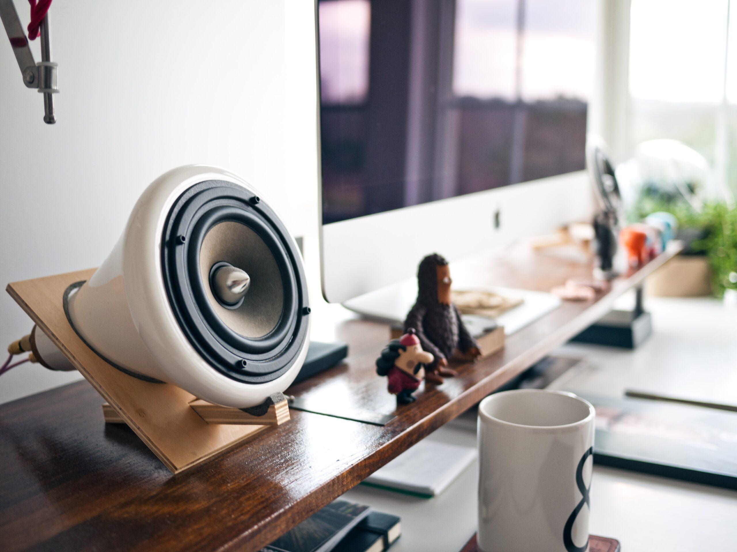 straighten up your desk