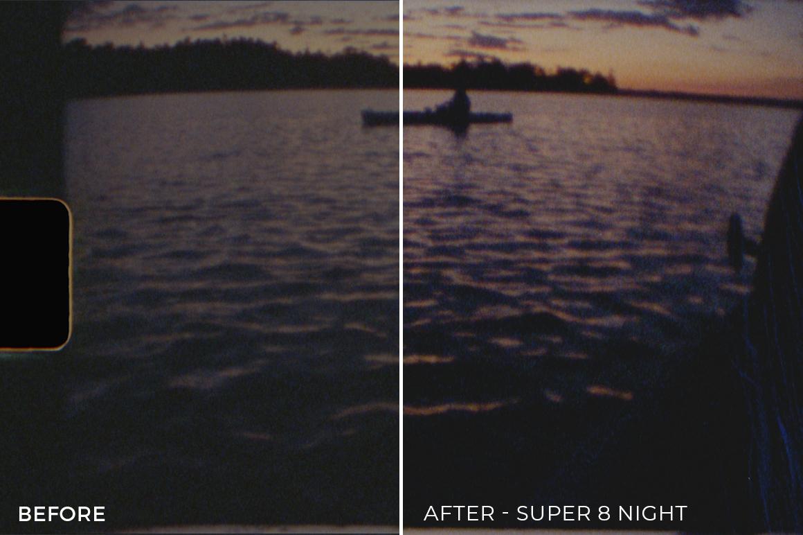 2 free super 8 luts - filtergrade