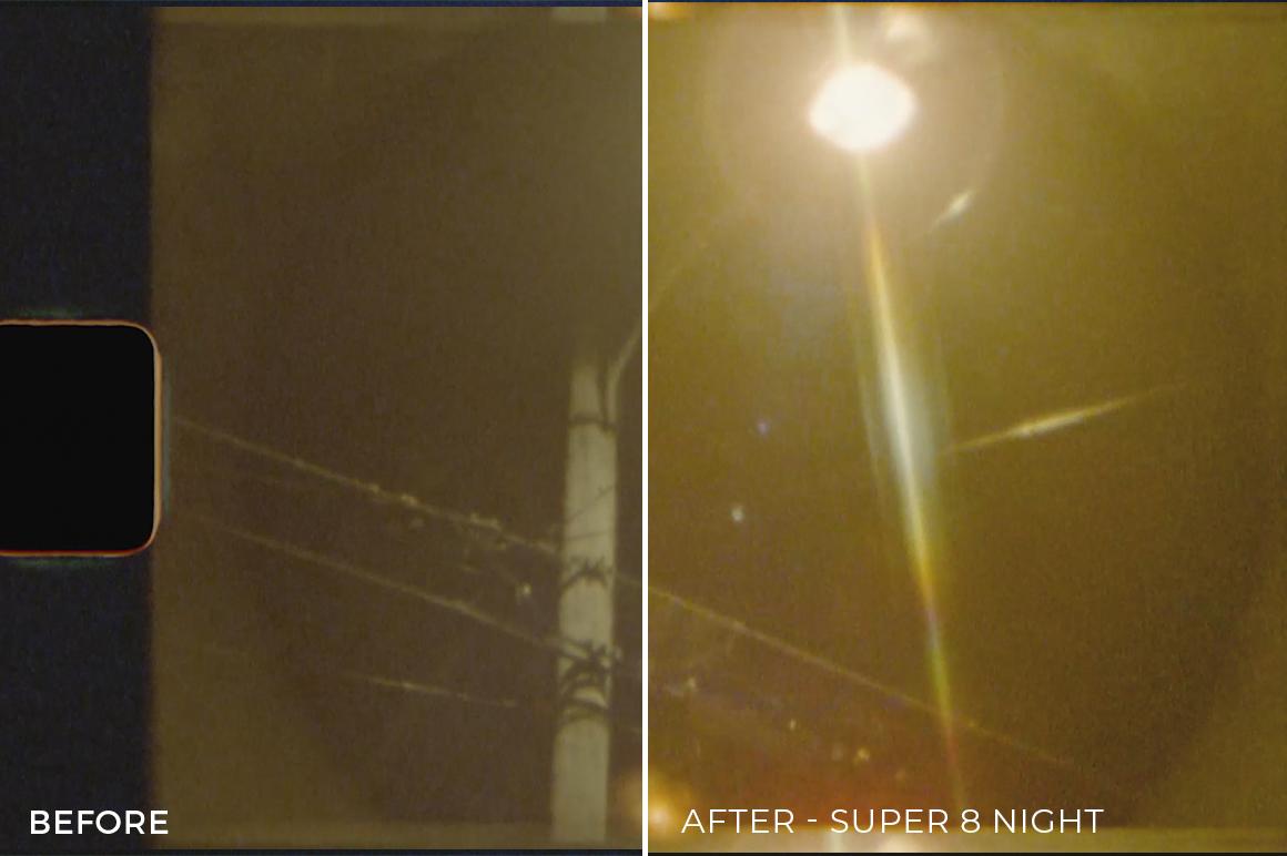 4 free super 8 luts - filtergrade