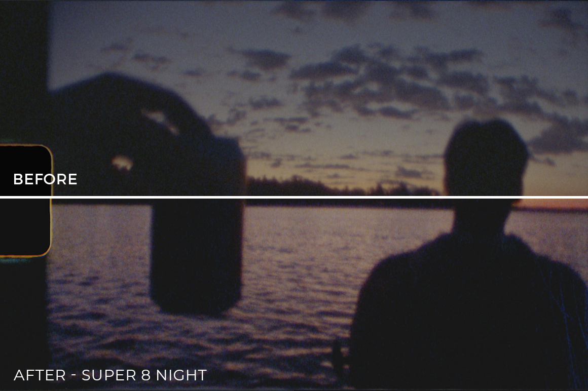 3 free super 8 luts - filtergrade